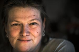 Eva Björnrud har hittat hem.