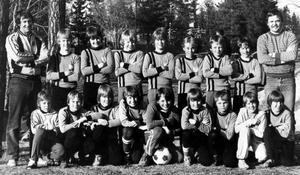 Brunflo Derby, 1981.