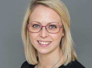 Sara Both, studenthandläggare på Vårdförbundet.
