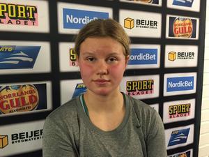 Maja Nyhlén-Persson.