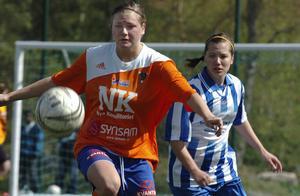 Sabrina Tikkanen på glid till Västeråslaget BK 30.