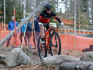 Ida Jansson, Falu CK, segrade i Klippingracet.