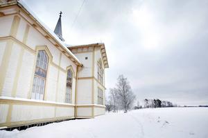 Missionskyrkan i Wall, Torsåker.