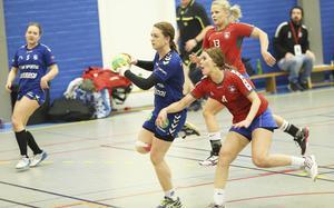 Petra Jönsson var som vanligt stark och produktiv spelmotor, det blev hela tolv mål mot nästjumbon.