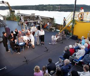 Signaturen Observer har noterat skillnader i Östersunds kommuns investeringsbudget de närmaste åren, på kultur, som till exempel teater, kontra …