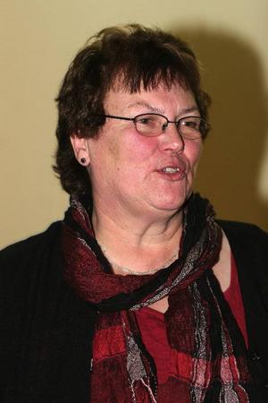 Yvonne Kardell, 64 år, är Nordanstigs mest inflytelserika Centerkvinna. det vill hon fortsätta att vara.
