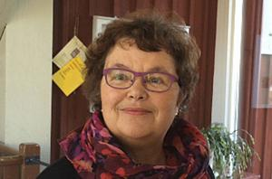 Grundskolechef Maria Park, Leksand.