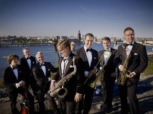 Stockholm Swing All Stars - torsdag kväll svänger de loss på Gamla Teatern.