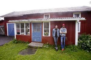 Juli Aspås BK-festivalen planerades av Erik Jonsson och Johannes Söderlund.