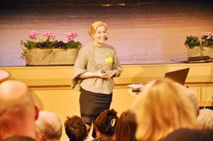Stina Lindholm är finansieringschef för Umeå 2014.