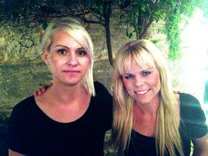 Elin Hedfors och Camilla Rösth bor och jobbar i Perth, långt från östkustens bränder.