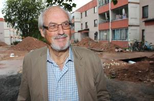 Olle Rigborn banade väg för nya bostadsbyggen i Borlänge och var mycket uppskattad, skriver försvarsminister Peter Hultqvist i minnesordet om sin vän och kollega.