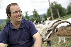 Jan Hammar och Hillsands Getgård tog åter igen ett fint matpris. Vid helgens SM i Mathantverk vann deras ost Hillsand Blå i mejeriklassen.