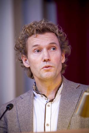 Roger Persson (MP), kommunalråd tycker att