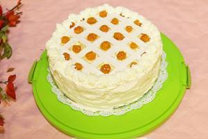 Tårta fem gick i hjortronets tecken.