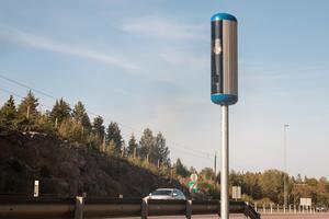 Trafiksäkerhetskameror ska få ned farten hos bilisterna i Hälsingland.