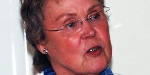Ingrid Karlsson har avlidit efter en tids sjukdom.