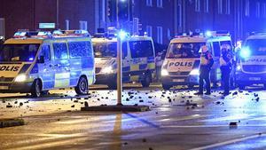 Räcker nuvarande polisstyrka till för ett tryggt Sverige?