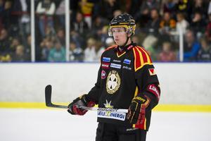 Simon Löf i Brynäsdressen guldsäsongen 2012.