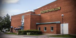 Nu ska Fagerstahallen bli en tryggare plats för skolpersonal och elever.