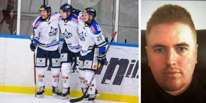 Hannes Öhling har huvudansvaret när IFK Arboga kommande säsong i Hockeytvåan.