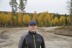 Benny Ljungdal är föreståndare på Föreningen Röjsmohallen.