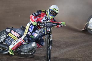 Fredrik Lindgrens Smederna är klart för SM-final. Foto: Mikael Fritzon/TT