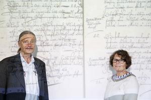 Per Rejving och Maria Press från Fornskriftssällskapet är centralfigurerna som skött samarbetet med universitetet i Innsbruck.
