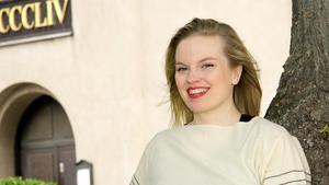 Stephanie Lippert försöker göra en konsert per år i Norrtälje.