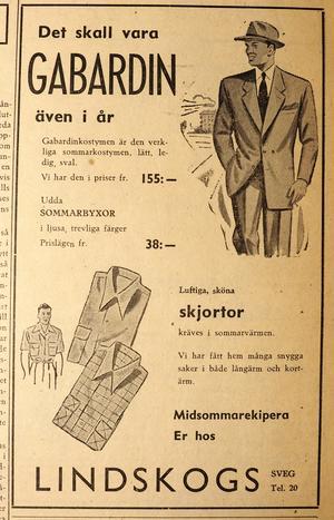 Klädmodet har förändrats en del men kostym är ju fortfarande populärt.