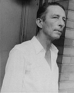 Robinson Jeffers 1937. Foto: Carl Van Vechten