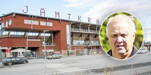 Bo Ottosson är Östersunds FK:s nye ordförande. Bild