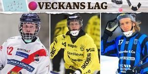 Joakim Svensk, Patrik Johansson och Nils Bergström. Bild: Jonna Igeland/Andreas Tagg/Rikard Bäckman