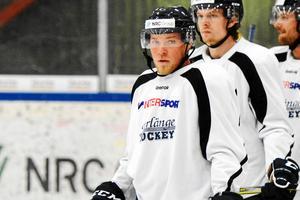 Sebastian Bengtsson gör succé med Borlänge i hockeyettan.