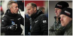 Dennis Wasberg, Björn Eriksson och Patrik Larsson.