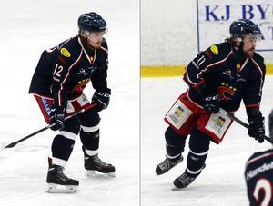 Bröderna Eriksson, Emil och Anton, är redo för kvalserien med Skedvi/Säters IF.
