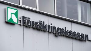 Insändarskribenten anser att sjuka lider på grund av Försäkringskassan. Foto: Johan Nilsson/TT