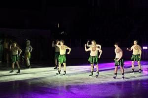 Sundsvall Hockeys J20 lag var med på ett hörn.