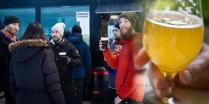Nu har ölserveringen på Sävstaås fått grönt ljus för resten av säsongen. Bilden är ett montage.