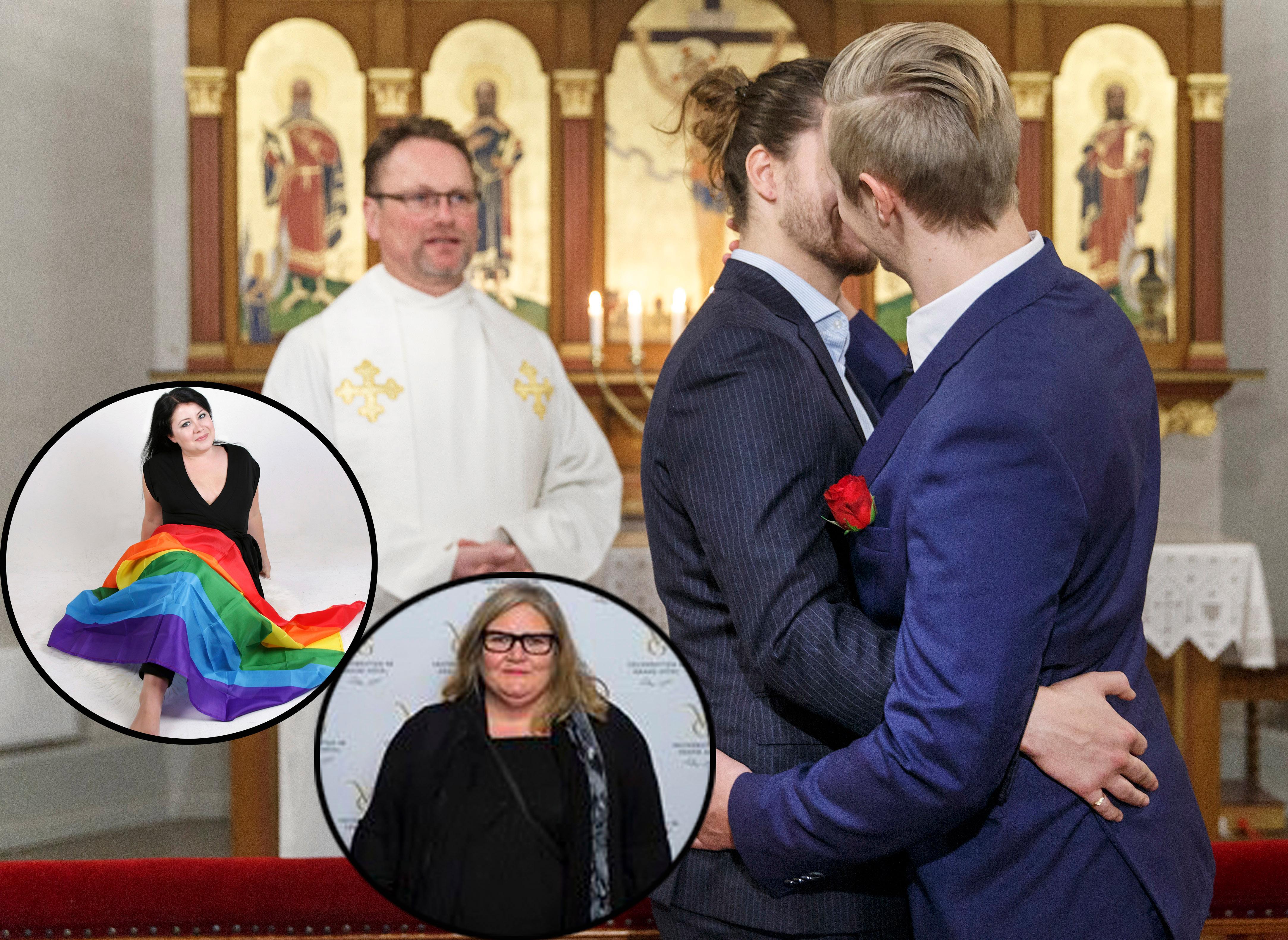 Debattartiklar om homosexualitet