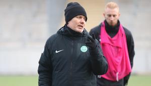 VSK:s nye tränare Thomas Askebrand.