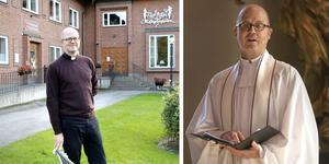 Herman Hallonsten, ny kyrkoherde i Svenska kyrkan, Sala-Norrby-Möklinta pastorat.