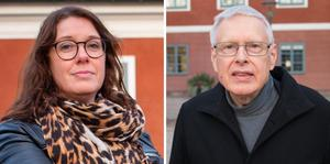 Ulrika Spårebo (S) och Glenn Andersson (S) svara på Moderaternas senaste debattinlägg.