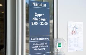 Södertäljes nyligen öppnade närakut ligger i sjukhuset.