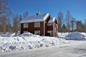 En sexrumsvilla i Sågmyra, Falu kommun, knep bronsplatsen på Dalarnas Klicktoppen gällande förra veckan. Foto: Therese Sätterlund
