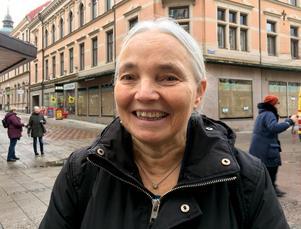 Karin Berg Klaving, 62 år, pensionär, Granloholm