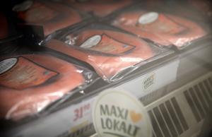 Korven som säljs på Ica Maxi i Moraberg kommer från Sorunda.
