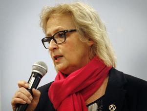 – Vi har fler behöriga lärare nu än förra läsåret, konstaterar Ragundas barn- och utbildningschef Maria Renvall-Mohlin.