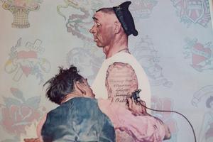 Tatueraryrket har en lång historia.