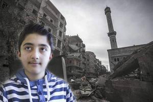 Ihab Abdulhaks öppna brev om flykten vittnar om erfarenheter ingen 13-åring ska behöva ha.  Barnen måste ges framtidshopp.